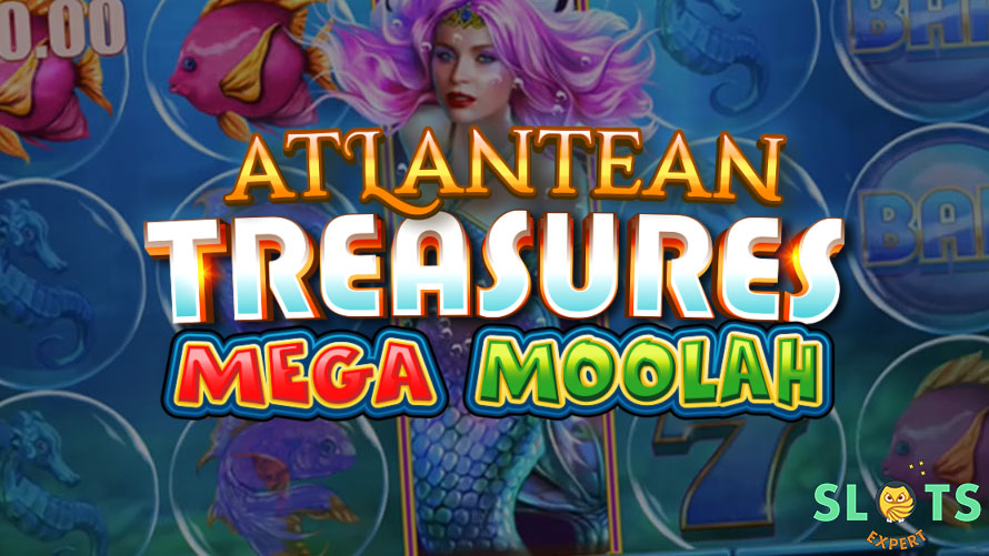 Atlantean Treasures Mega Moolah review