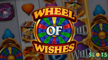 Unleash the Magic on Wheel of Wishes Slot Game