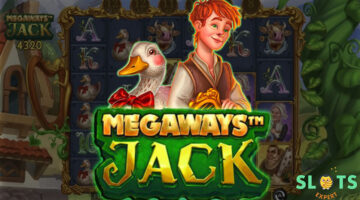 Reap your own magic beans on Megaways Jack slot game