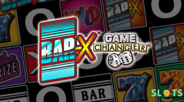 Bar X Game Changer slot
