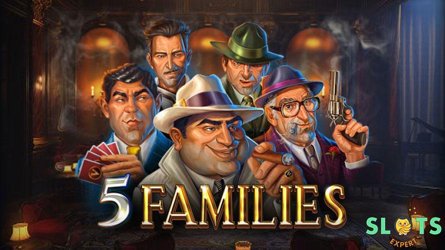 5-Families-slot
