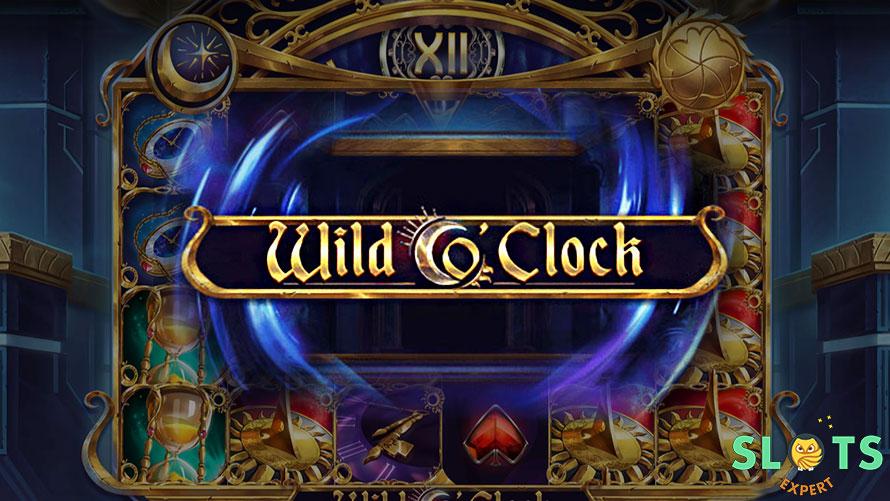 Wild-O'-Clock-slot