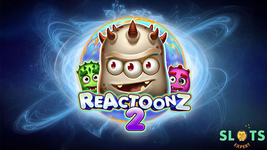 Ulasan slot Reactoonz-2