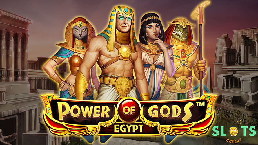 power-of-the-gods-egypt-slot