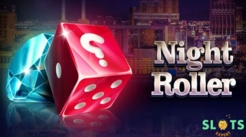 Live the glamorous life on Night Roller slot